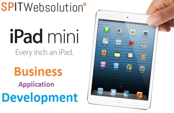 iPad Mini Application Development